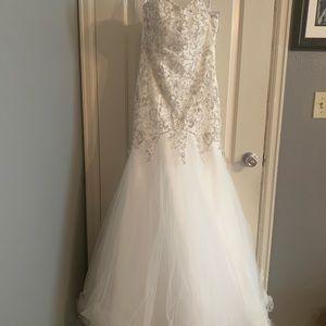 One of kind wedding dress